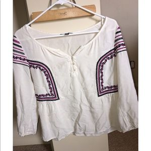 3 for $15 American Eagle blouse
